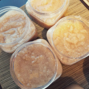 EarthoneNaturals BodyScrub