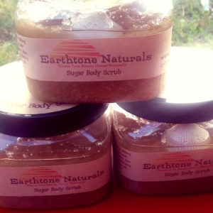EarthoneNaturals SugarScrub V2